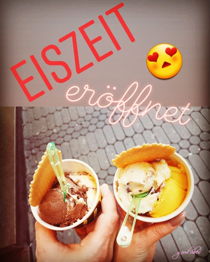 Eiszeit, Eis 2018, Love is in the Air