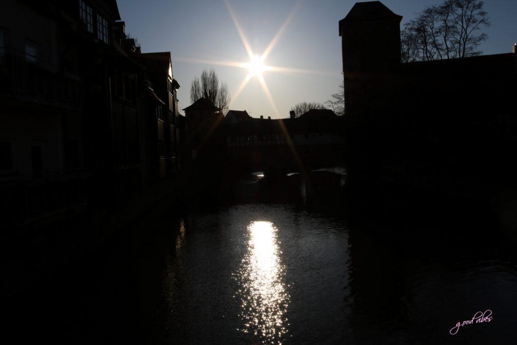 Mittagssonne, Sonnenuntergang, Feeling
