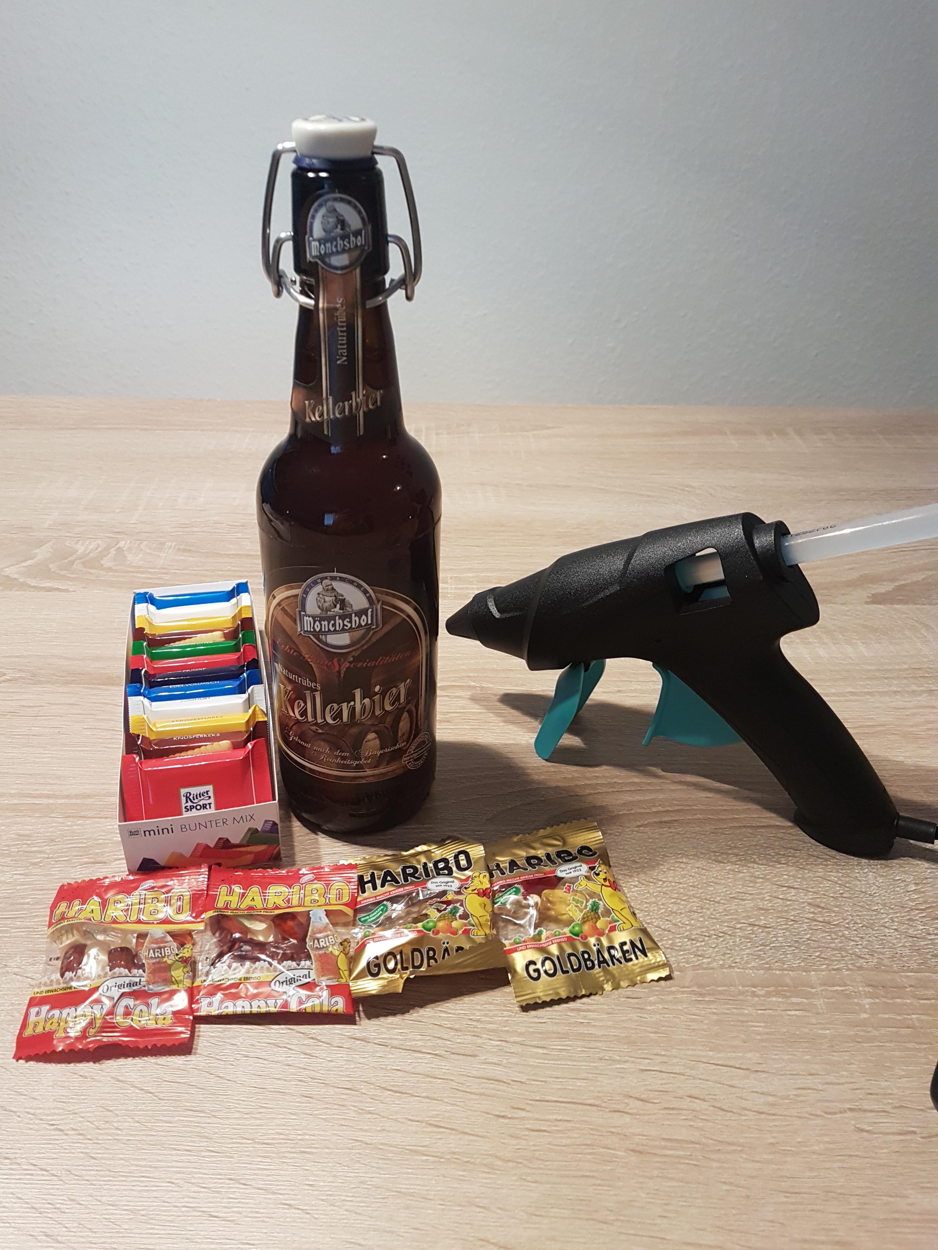 Vorbereitung_Biergeschenk