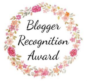 Blogger Recognition Award, Nominierung, eileens good vibes