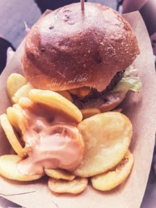 Burger Food Truck, eileens good vibes