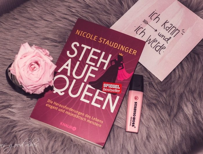 Stehaufqueen – Nicole Staudinger