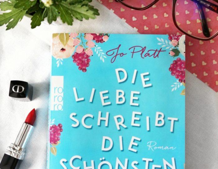 Die Liebe schreibt die schönsten Geschichten – Jo Platt