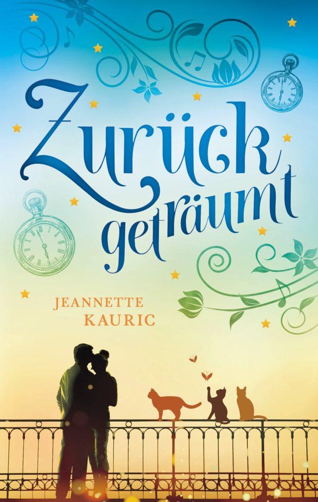 Cover Zurückgeträumt, Jeanette Kauric, eileens good vibes