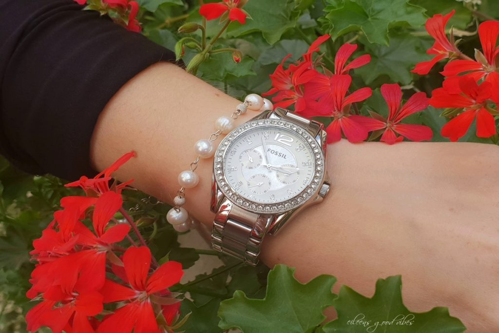 Perlenarmkette, Fascination Beauty by Lina Metzler, eileens good vibes