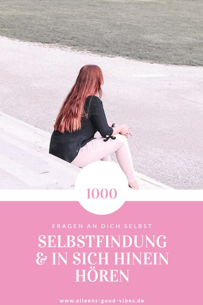 1000 Fragen an dich selbst #1 | eileens good vibes