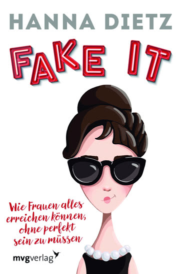 Buchcover Fake It - Hanna Diet