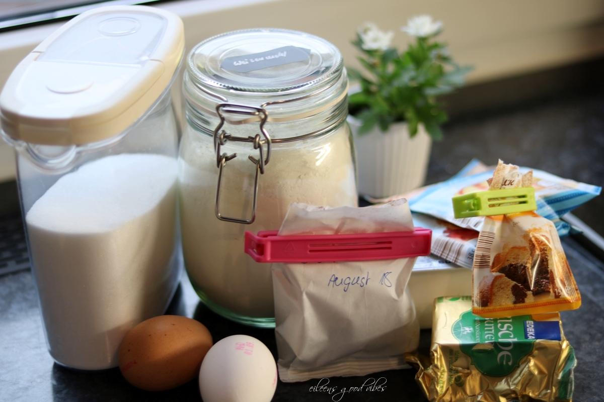 Zutaten für den russischen Zupfkuchen, eileens good vibes