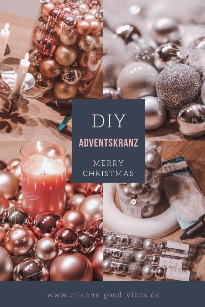 Pinterest, Hygge meine Top 5, DIY Adventskranz