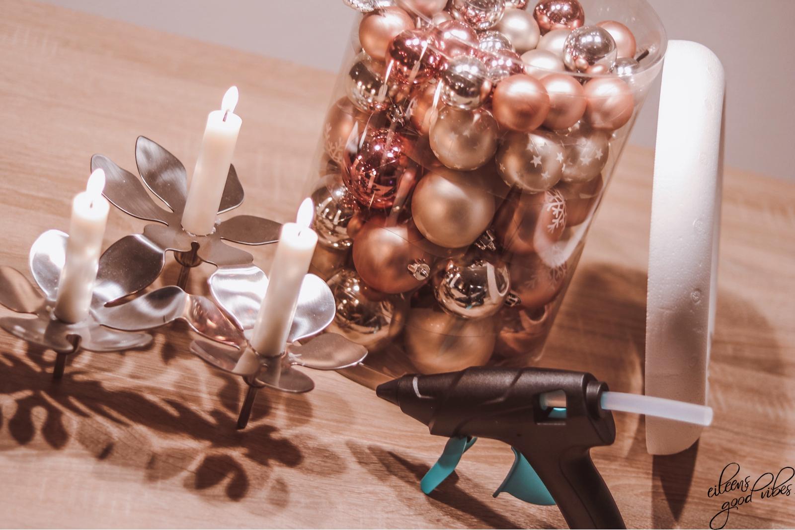 DIY Adventskranz Hygge Zubehör, eileens good vibes