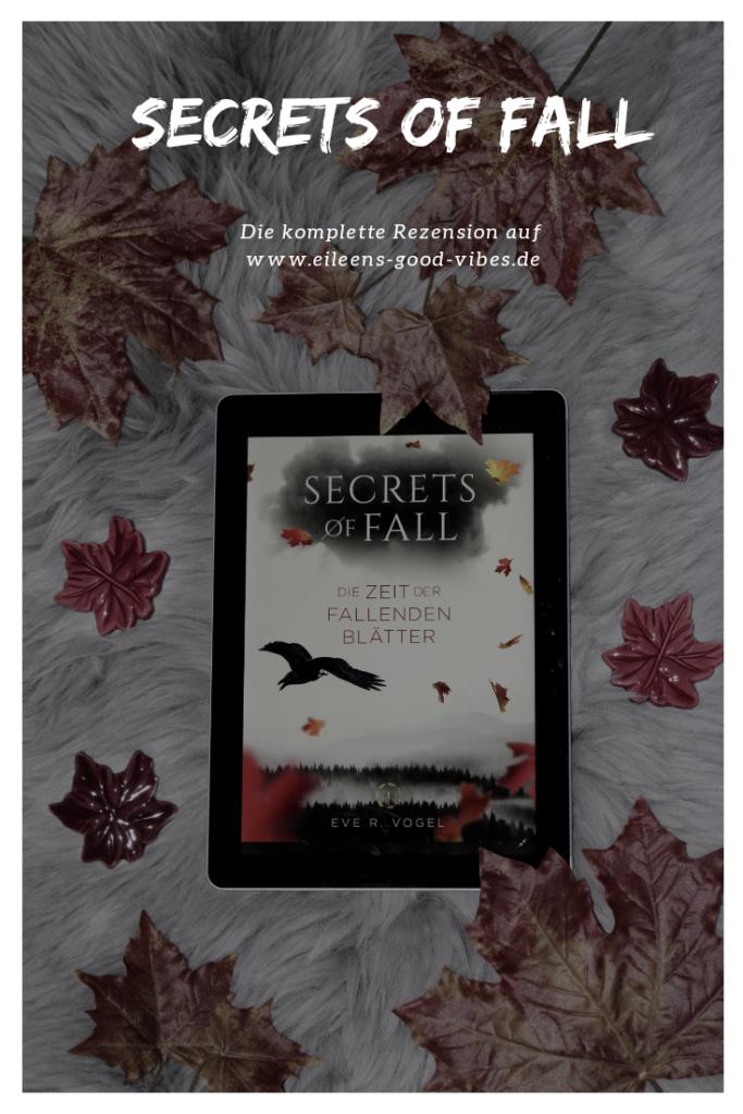 Pinterest Secrets of Fall, eileens good vibes
