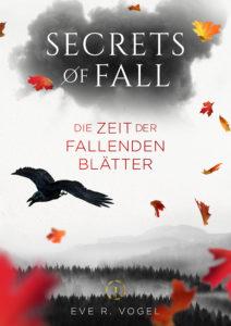 Secrets of Fall Cover, Rezensionsexemplar, eileens good vibes