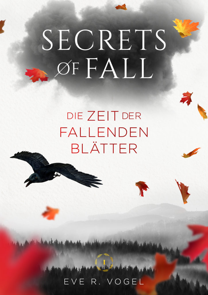 Secrets of Fall Cover, Rezensionsexemplar, eileens good vibes