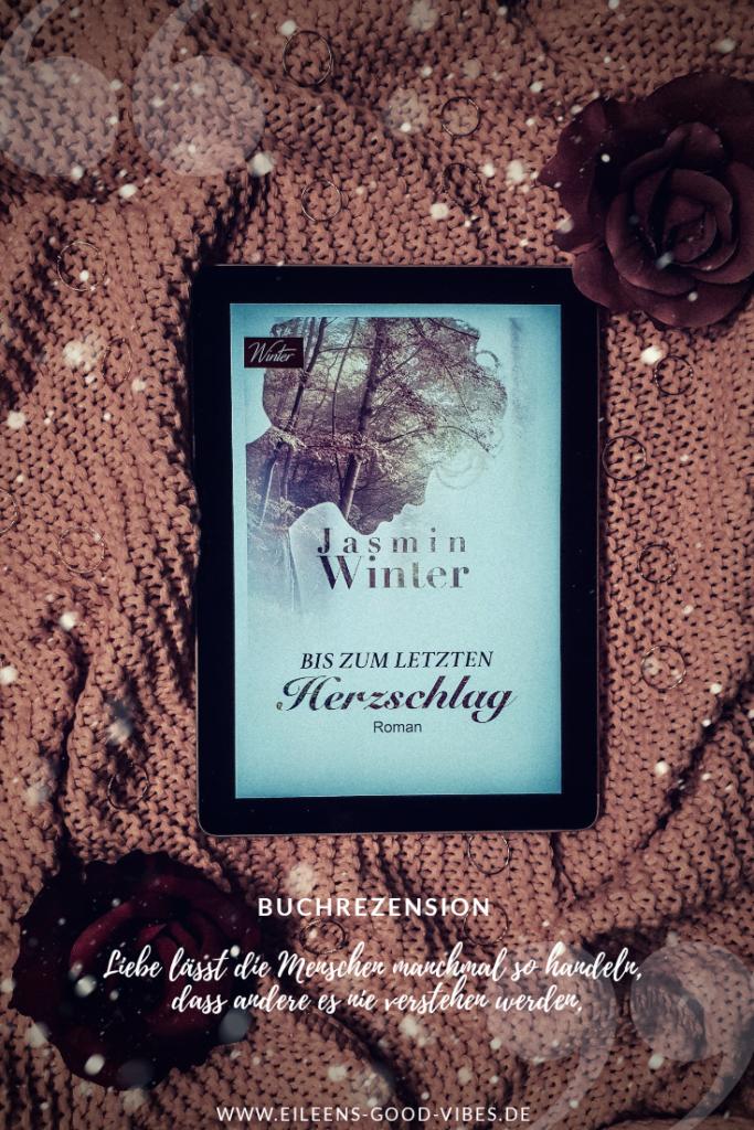 Pinterest, Bis zum letzten Herzschlag, Jasmin Winter, eileens good vibes, Rezensionsexemplar