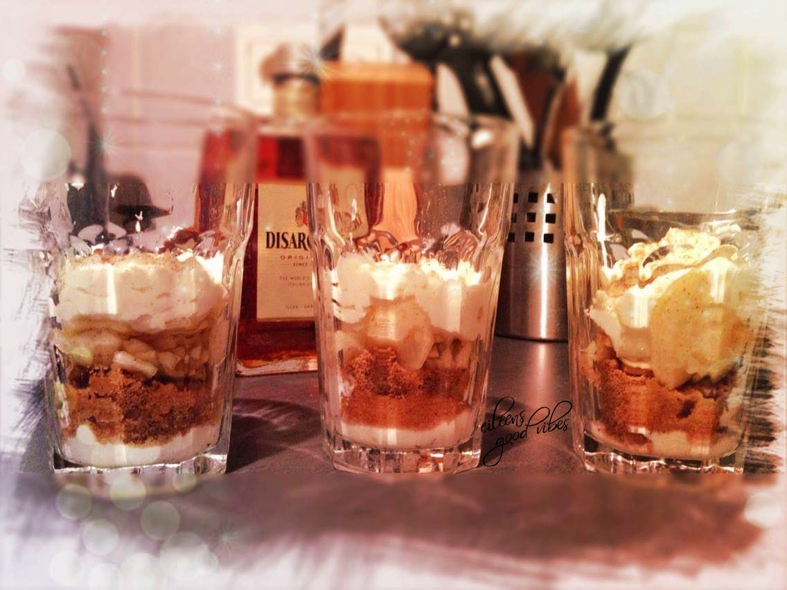 Apfel-Zimt-Spekulatius-Dessert, Rezeptidee, 1000 Fragen an dich selbst, eileens good vibes
