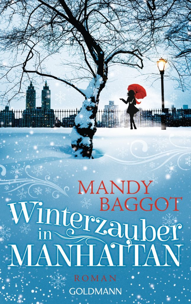 Winterzauber in Manhattan von Mandy Baggot, Buchrezension, eileens good vibes