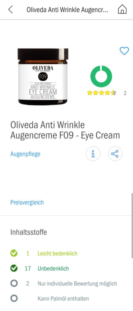 Codecheck Oliveda