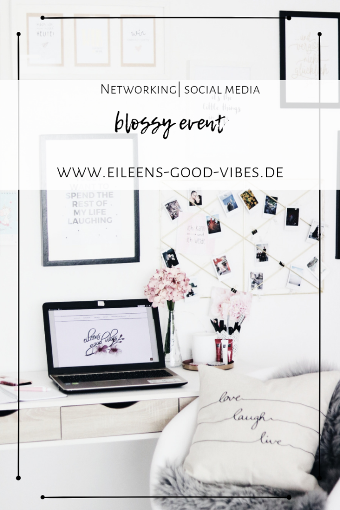 blossy event, Networking, Social Media, be blossy