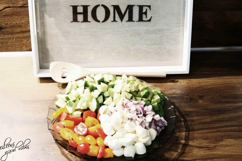 Healthyfood | Avocado Salat