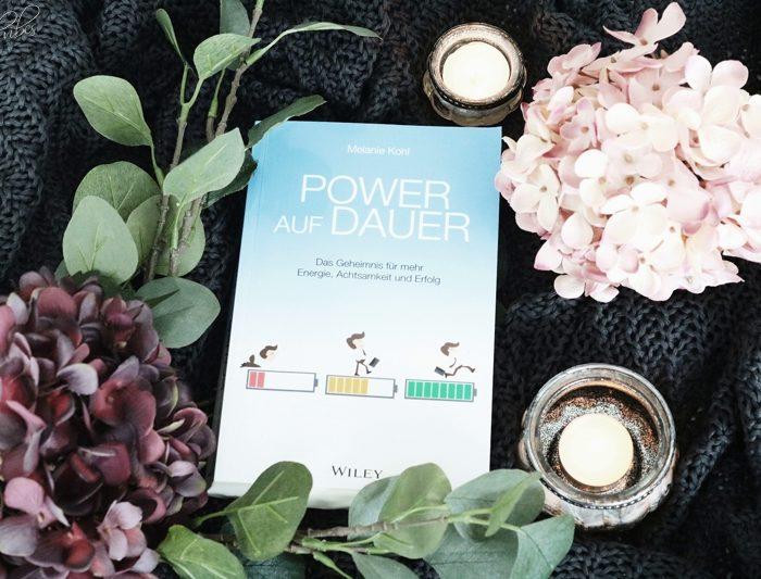 Power auf Dauer | Melanie Kohl