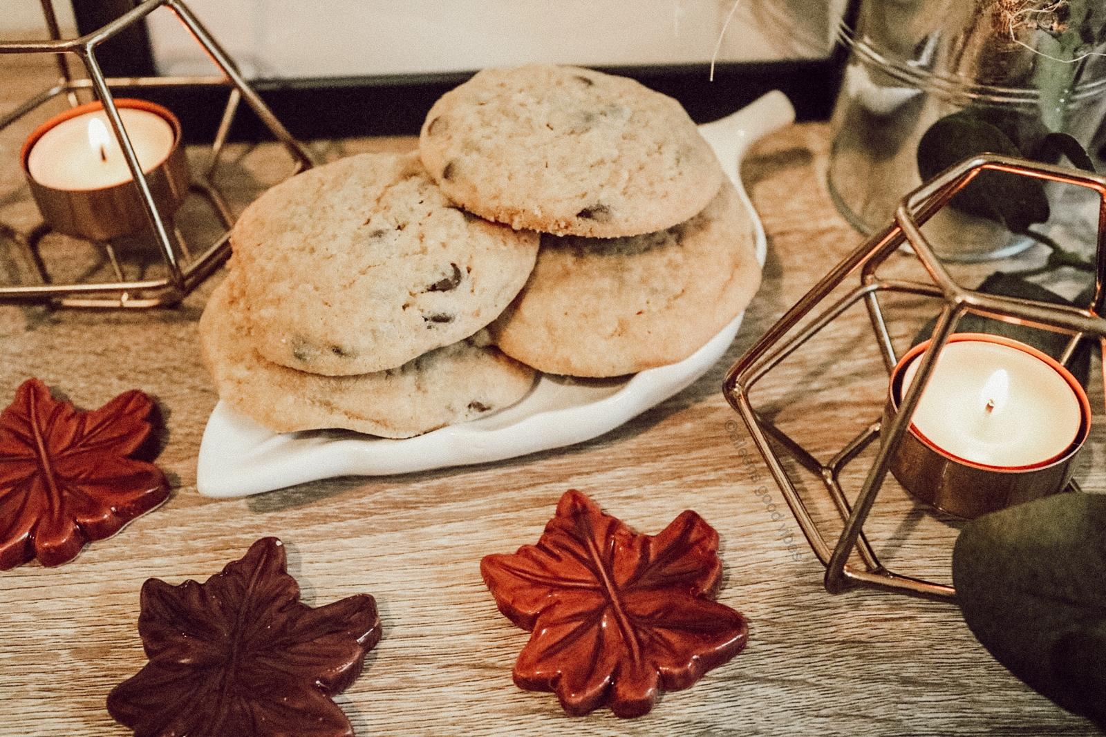 Monatsrückblick September Selbstgebackene Cookies mit Deko