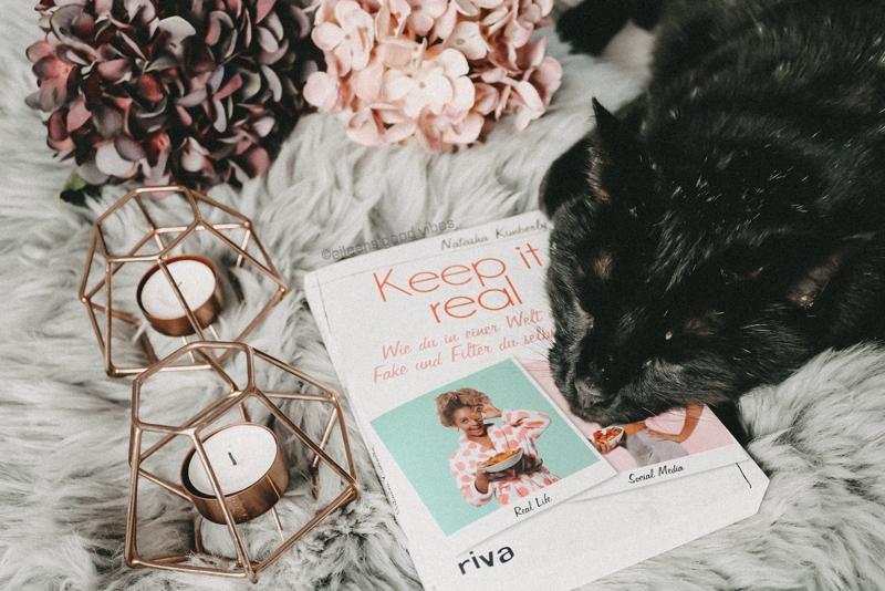 Keep it real | Natasha Kimberly