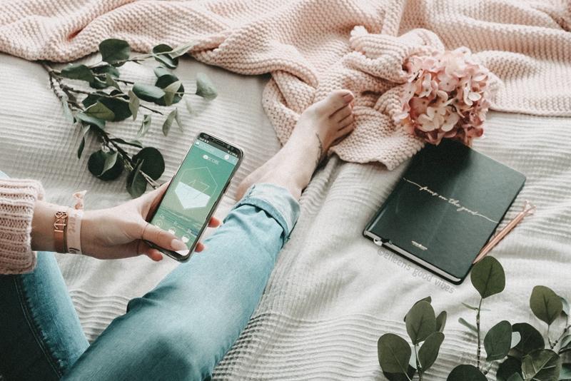 Achtsamer Umgang mit dem Handy | Menthal Balance App