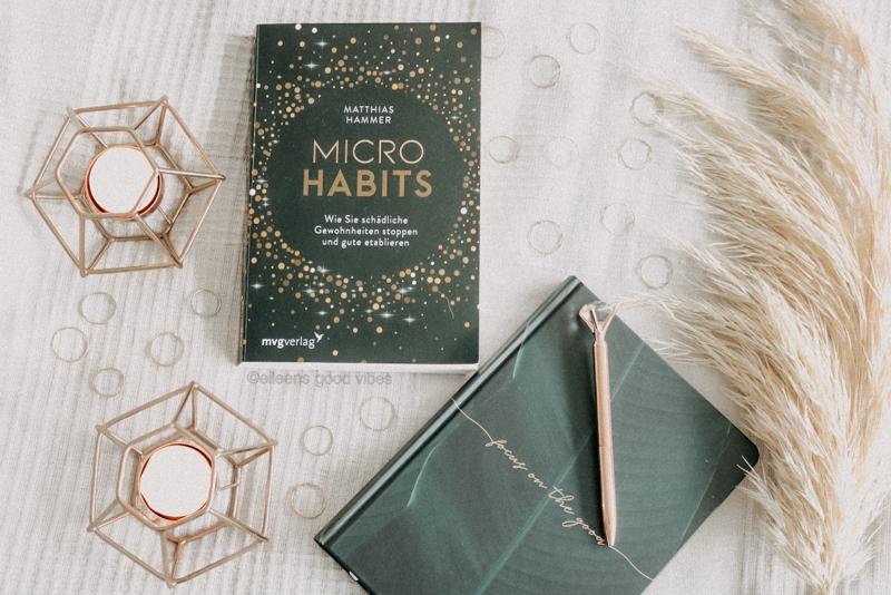 Micro Habits | Gewöhnheiten ändern
