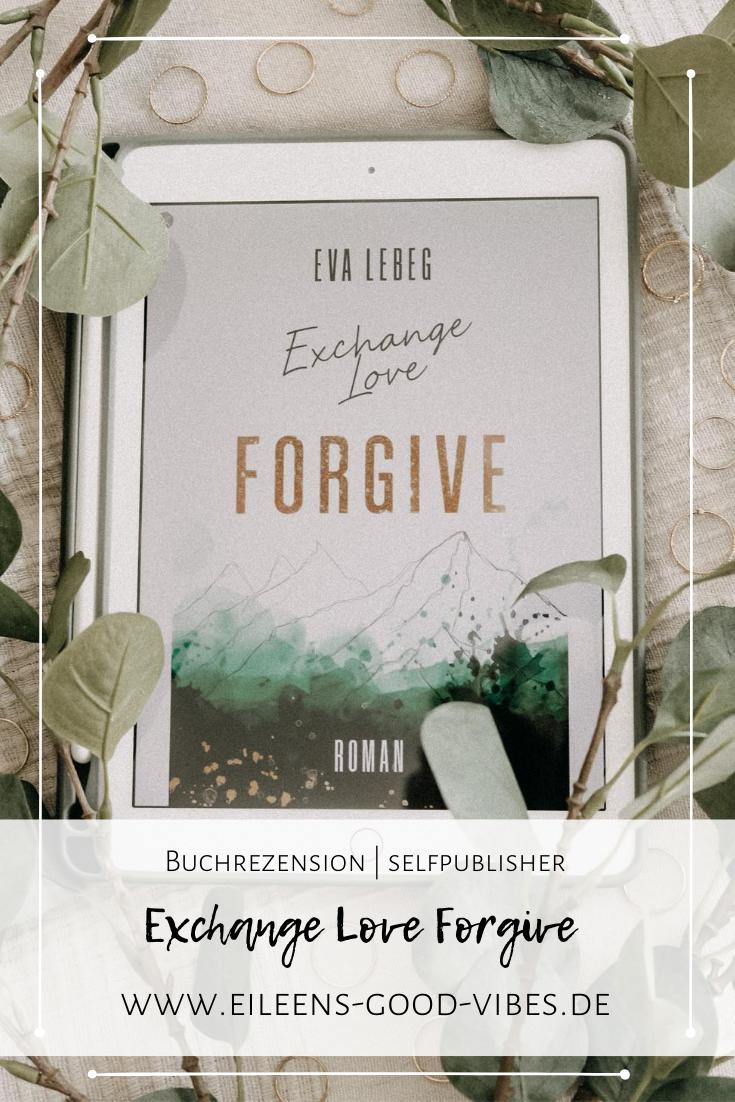 ebook Exchange Love Forgive auf dem Tablet zu sehen