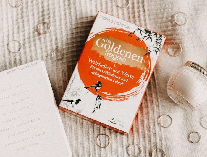 Die Goldenen Regeln | Kartenset Weisheiten & Werte