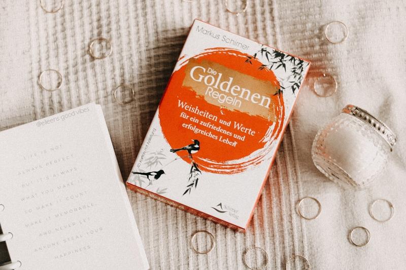Die Goldenen Regeln   Kartenset Weisheiten & Werte
