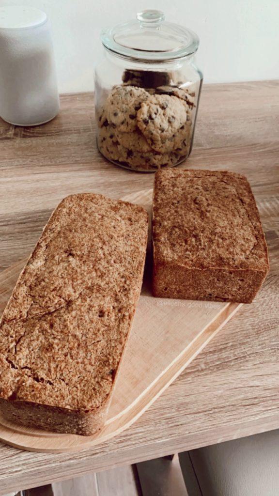 Bärlauch Butter Rezept, selbst gemachtes Brot