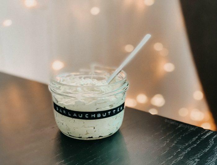 Bärlauch Butter | einfach, schnell, lecker